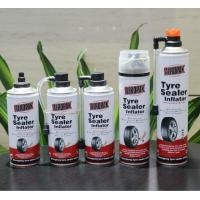 Buy cheap Car Tyre Repair Automotive Cleaning Products Tyre Puncture / Leak Sealer Inflator product