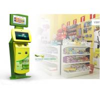 Buy cheap Retail / Ordering / Payment Self service Waterproof Lobby Kiosk / Koisks product