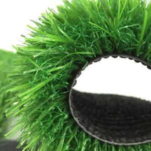 Buy cheap Nature 20 - 40mm Grass Carpet Tiles Fresh Garden Plastic Material Customized product