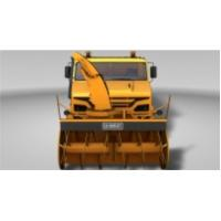 Quality Snow sweeper vehicle for sale