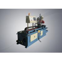 Buy cheap Servo Feeding Automatic Tube Cutting Machine Microcomputer Control High Performance product