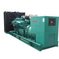 Buy cheap Three Phase Diesel Generator 1250Kva With Cummins Engine And Marathon Alternator product