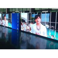 Buy cheap High Grey Scale Commercial Advertising LED Display P4.81 Front And Back Service product