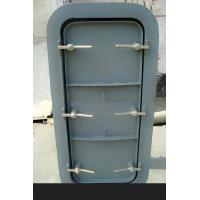 Buy cheap Marine Steel Weathertight Doors Customized Singe Leaf Marine Access Doors product