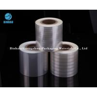 Buy cheap Holographic Transparent Metallized Shrink Film For Tobacco Cigarette / Medicine from wholesalers