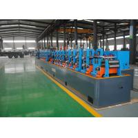 Buy cheap Carbon Steel ERW Pipe Mill / Tube Mill Line CE , ISO9001 , BV Certification product