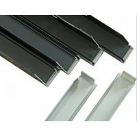 Buy cheap Silvery Alloy Mounting Aluminum Solar Panel Frame High Accuracy product