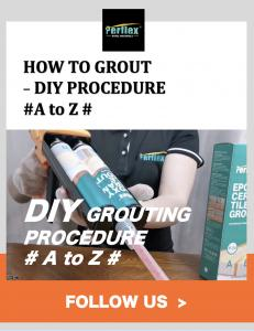 Buy cheap Zero Formaldehyde Tile Grouting Video Easy Grouting And Sealing product