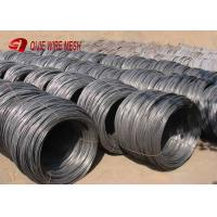China Black Tie Annealed Binding Wire Soft Tenacity 3.0mm 2.0mm Wire Diameter on sale