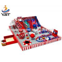 Buy cheap customized naughty castle attractive indoor playground indoor soft playground product