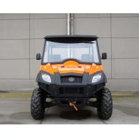 Buy cheap Liquid - Cooled 600cc Five Seat Four Wheel Utility Vehicle , Top Speed 65km/h product