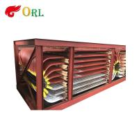 Buy cheap 1 Ton Steam Boiler Water Wall , High Strength Gas Fire Steam Boiler Water Tube product