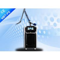 China Focus Lens Array hand piece PicoSure 755 nm Picosecond Laser Tattoo Removal wholesale