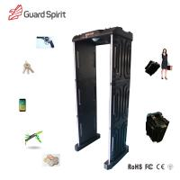 Buy cheap Portable Security Walk Through Metal Detector , Easy Carried Metal Detector gate For Exhibition product