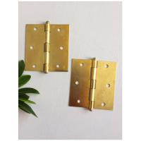 Quality High Performance Bronze Metal Door Hinges Long Durability Easy Fix for sale