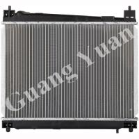 Buy cheap Aluminum Toyota Yaris Radiator OEM 16400 21070 , Toyota Radiator Replacement DPI 2304 product