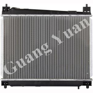 Buy cheap Aluminum Toyota Yaris Radiator OEM 16400 21070 , Toyota Radiator Replacement DPI 2304 product
