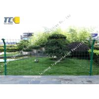 Buy cheap High Intensity Barbed Wire Fence Dipped Galvanized Welded Wire Mesh Panels product