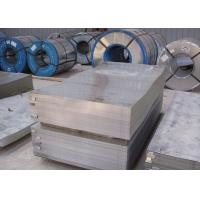 Buy cheap JIS G3302 Hot Dip Galvanized Steel Sheet SGLCC 0.12mm - 3.0mm * 1250mm product