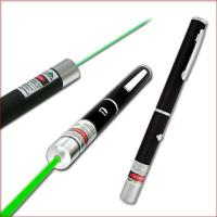 Buy cheap green laser pointer pen 100mw 5 in 1, 5 different designs, laser pointer product