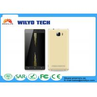Buy cheap W3T 4g Lte Smartphones gold 1280x720p IPS 2gb 16gb With Smart Gesture product