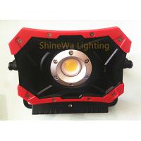 Buy cheap Waterproof Solar Led Work Light 1000 Lumen Red Long Run Time DC Charger product