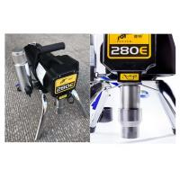 Buy cheap PT280E 525 Nozzle Portable Airless Paint Sprayer With Electrical Pressure Controller product