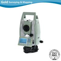China High-accuracy Reflectorless Absolute Ecoding Total Station on sale