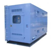 Buy cheap Low fuel consumption 90kw soundproof Ricardo generator product