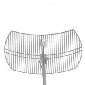 China 24dBi 2.4G grid antenna with N female, parabolic on sale