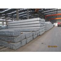 China Stable Performance Cold Rolled Steel Channel Multifunctional As Building Materials on sale