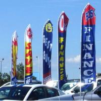 Swooper Flag--USED TIRES