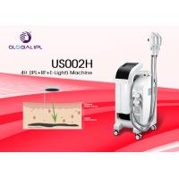 Buy cheap 4 In 1 Multi Function E Light IPL RF Wrinkle Removal Yag Tattoo Removal Machine product