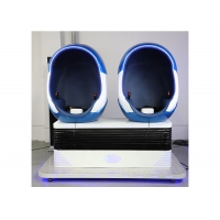Buy cheap Egg Shape 9D Vr Motion Chairs 9D Egg Virtual Reality Cinema With Vr Glasses product