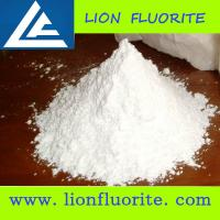 Buy cheap Integration of Industry and Trade self own mine offerwhite color CaF2 97%min Fluorspar Powder for hydrofluoric acid - HF product