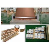 Buy cheap Eco Friendly Lithium Ion Battery Copper Foil / Large Copper SheetRoll product