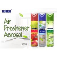 Buy cheap Office / Auto Use Air Freshener Aerosol With Instant And Long - Lasting Fragrance product