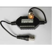 China Coaxial Video Ground Loop Isolator Built in Video BALUN BNC cctv system on sale