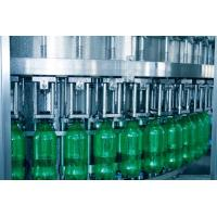 Buy cheap Soft Drinks Carbonated Filling Machine , Carbonated Beverage Filling Machine product