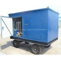 Buy cheap high pressure water blasting machine with pumps product