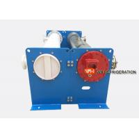 Buy cheap 316L Stainless Steel Industrial Heat Exchanger For Screw Water Chiller product