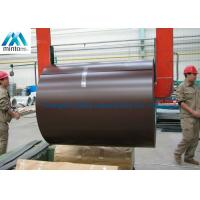 Buy cheap Anti Corrosion MINTO Color Coated Aluminum Coil For Agricultural Warehouse product