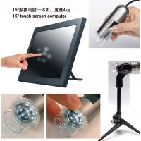 first class hair skin analyzer machine / scalp analyzer equipment for beauty salon