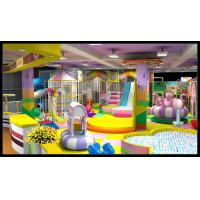 Professional Manufacturer Colorfull Kids Indoor Playground Good Quality Indoor Playground