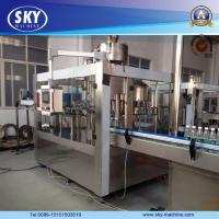 Buy cheap Pure Water Rinsing Filling Capping Machine 3-in-1 product