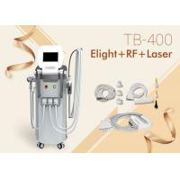 China Multi Functional E-light IPL RF Hair Removal IPL Pigmentation Removal ND YAG Laser Tattoo Removal on sale