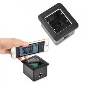 Buy cheap 2D Turnstile Barcode Reader Wiegand QR Code Barcode Scanner Reader Module product