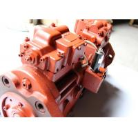 Buy cheap Excavator Hydraulic Kawasaki Pump K3V63DT-9N19 2635rpm Max Speed for MX135 Digger product