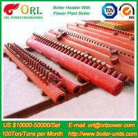 Buy cheap 330 MW Waste Heat Petrochemical Industry Recovery Boiler Water Header TUV product
