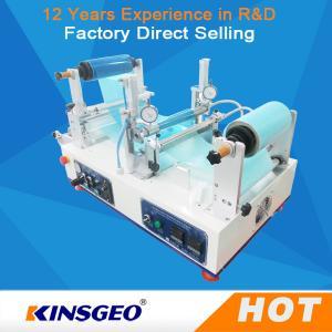 machine chaude de colle de la fonte 220v, contrôle de programme chaud de dispositif d'enduction de rouleau de fonte